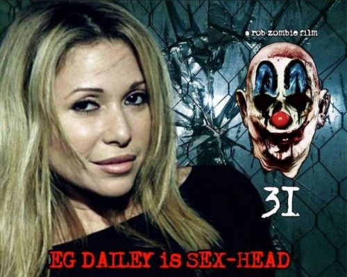 "EG Daily is Sex-Head in Rob Zombie's ""31"""